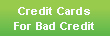 Best Rate Cards for Bad Credit